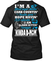 Type 1 Diabetes - Proud D-mom I'm A Blood Sugar Hanes Tagless Tee T-Shirt
