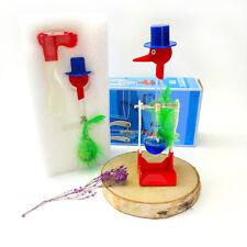 Novelty Drinking Bird Bobbing Dipping Dippy Einstein Duck Toy For Kids Children