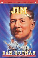 Jim & Me (Baseball Card Adventures) by Dan Gutman