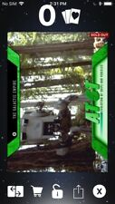 Topps Star Wars Digital Card Trader Green AT-ST Evolution: Vehicles Insert