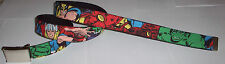 NEW Marvel BELT Buckle Super Heroes TV Show Movie Fan Comics Con Animation Book