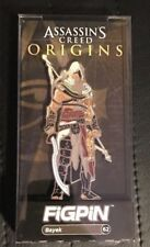RARE Assassins Creed Origins Figpin Bayek #62 Preorder Bonus Pin