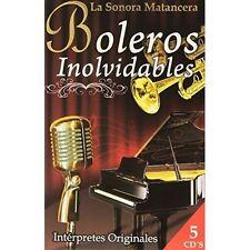 NEW Boleros Inolvidables (Audio CD)