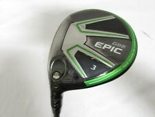 Used LH Callaway GBB Epic 15* 3 Fwy Wood Project X HZRDUS 65 Regular R Flex