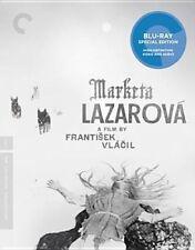 Marketa Lazarova Blu-ray The Criterion Collection Mastered in 4k