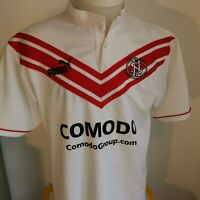 maillot de rugby saint helens  taille xl rugby à 13 england PUMA