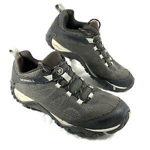 GUC Merrell Yokota 2 E-Mesh Green Trail Running Shoes Sz 10 M