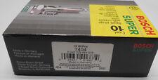 Lot / Box of 10 SUPER Spark Plug BOSCH 7404