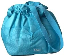 Thirty One Blue Thermal Bag Lunch Makeup Travel Insulated Tote