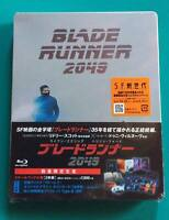 Steel book specification Blade Runner 2049 Geo Limited production Blu-ray JP F/S
