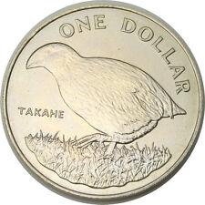 elf New Zealand 1 Dollar 1982 Takahe Bird