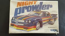"Vintage MPC nuit ""Prowler"" CAMARO street machine 1/25th Factory Sealed #1-0740"