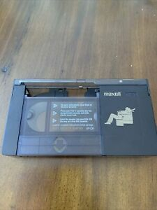 Maxell Cassette VHS-C Adapter for VCR