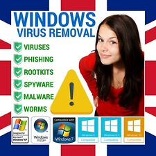 REPAIR YOUR PC & COMPUTER RECOVERY SOFTWARE CD DISC - WINDOWS XP/VISTA/7/8 7810