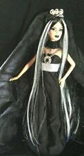 Hekate Greek Goddess of Magic witchcraft night ghosts hecate ~Barbie doll OOAK