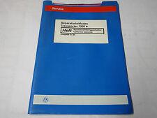 Werkstatthandbuch VW Bus / Transporter / Caravelle T4 Karosserie California