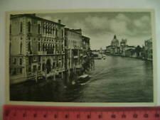 Cartolina Veneto - Venezia Canal Grande - VE 3699