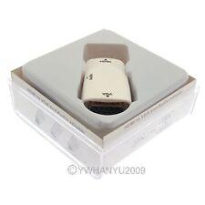 HDMI mâle vers VGA Femelle Adaptateur Convertisseur Vidéo 1080P avec câble audio 3,5 mm