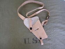 US Army Schulterholster Leder M3 Colt Holster Uniformen USMC Marines WK2 WWII