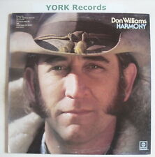 DON WILLIAMS - Harmony - Excellent Condition LP Record
