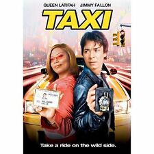 Taxi (DVD, 2005,  Full Frame, Extended) Disc Only  8-110