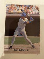 1989 KEN GRIFFEY JR Rookie Card Cactus League All Stars #16 NMMT Card MLB HOF
