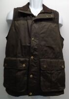 Cremieux Size Small F55CX47 Military Olive Vest New Mens Jacket Winter Coat