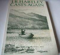 J.R.Hartley Casts Again: More Memories of Angling D... by Hartley, J.R. Hardback