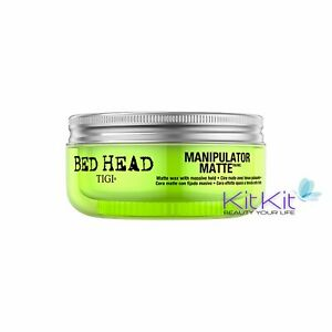TIGI Bed Head Manipulator Matte Wax With Massive Hold 2Oz. / 57g