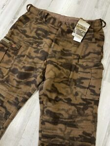 NWT Vintage Columbia Wool Gallatin Range Brown Camo Pants Size 42 Hunting
