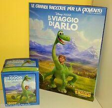 PANINI IL VIAGGIO DI ARLO THE GOOD DINOSAUR Album + 50 bustine figurine stickers