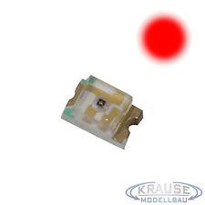 KM0028 150 Stück SMD LED 0805 rot klar