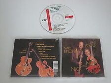 CHET ATKINS AND MARK KNOPFLER/NECK AND NECK(CBS 467435 2) CD ALBUM