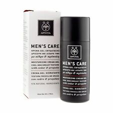 APIVITA Men's Care Natural Moisturizing Cream-Gel with Cedar & Propolis 50ml