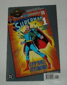DC COMICS MILLENNIUM EDITION SUPERMAN # 233 REPRINTED NEW DIRECTION 1970's