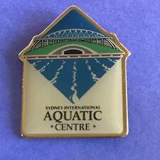 Australia Pin - Sydney International Aquatic Centre