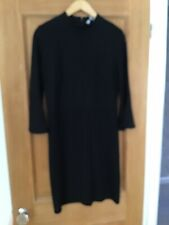 Warehouse Black Party  Business Dress Size 12 .worn Once .