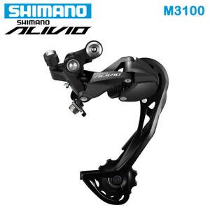 SHIMANO ALIVIO RD M3100 SGS Rear Derailleur Long Cage 9 Speed SHADOW MTB Bike