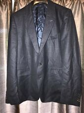 """Men's Thomas Pink  """"Baskerville""""  Navy/Blue Casual /Office Jacket BNWT 48"""" Chest"""