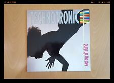 """TECHNOTRONIC – Pump up the Jam 12"""" 12 Inch Vinyl LP Album Sammler Liebhaber"""