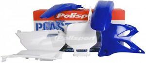 Polisport - 90105 - Plastics Kit (Yamaha Blue) For Yamaha YZ85 2002-2014