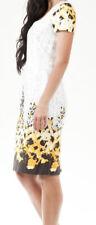 Oasis Wiggle, Pencil Floral Regular Size Dresses for Women