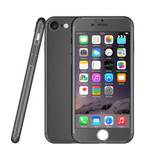 3 in 1 Full protective mobile phone cover iphone 6S case 360 with tempered glass