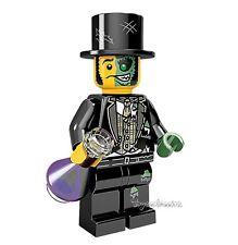 LEGO MINIFIGURES SERIE 9 - MINIFIGURA MR. GOOD AND EVIL 71000 - ORIGINAL MINIFIG