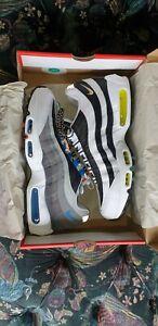 Nike Air Max 95 Greedy Size 8