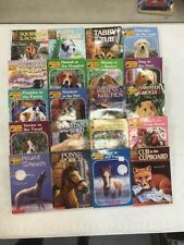 Animal Ark Books By Ben M Baglio! Lot of 10! Popular Kids Series!