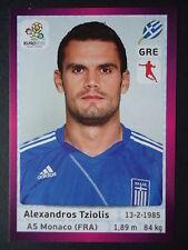 PANINI 93 Alexandros Tziolis Grecia euro 2012 Poland-Ucraina