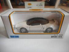 Yonezawa Diapet Honda NSX in White on 1:40 in Box
