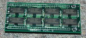 HB300S Ver 1.0 4MB DRAM MEMORY MODULE HITACHI for vintage laptop notebook