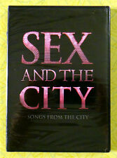 Sex and the City - Songs From The City ~ New Sealed CD ~ Rare TV Show Music